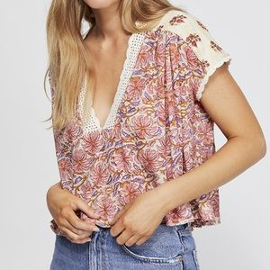 Free people Leilani Top